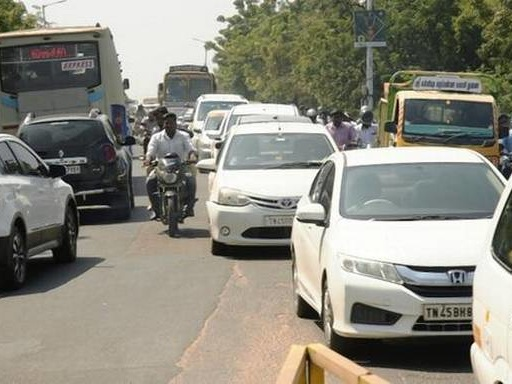 Automated system to check speeding on highway