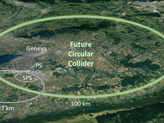CERN Looking To Build Collider Four Times Bigger Than Its LHC