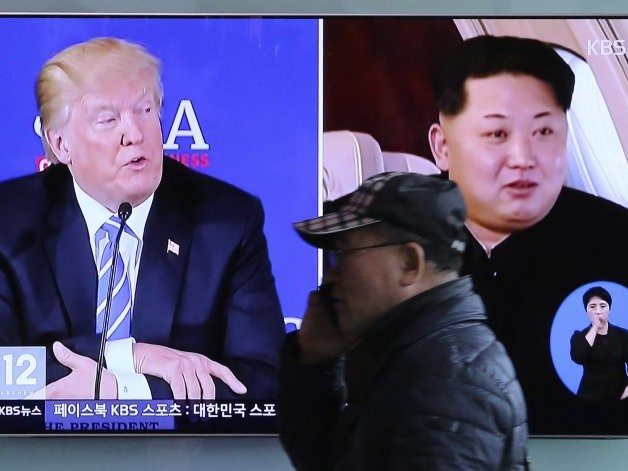 Trump Will Tell Kim That Dismantling Arsenal Must Precede Economic Benefits
