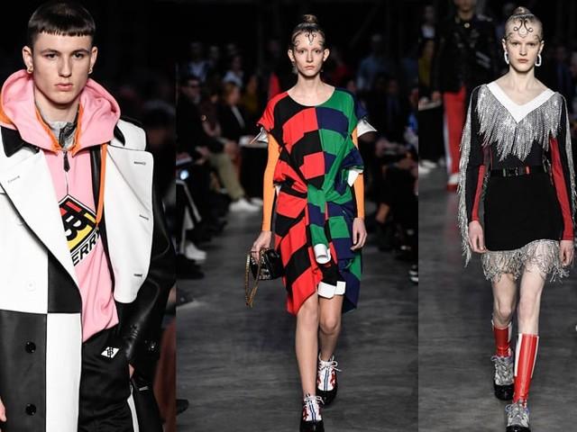 London Fashion Week marches on, despite Brexit cracks