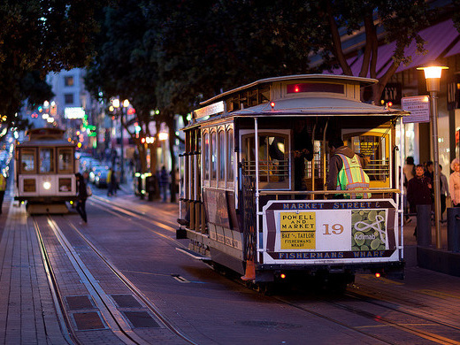 jetBlue: New York – San Francisco (and vice versa). $197. Roundtrip, including all Taxes