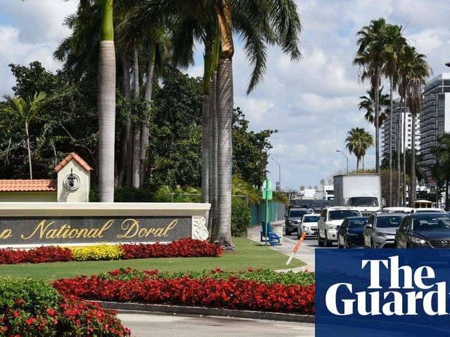 Donald Trump ditches plan to host G7 at his Doral resort, blaming 'irrational hostility'