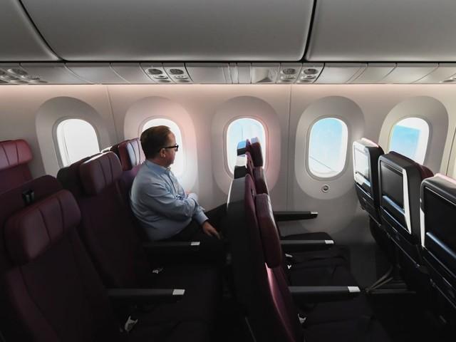 The longest flight in the world looks like an ergonomics nightmare