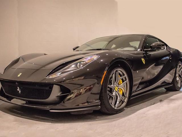 "2020 Ferrari 812--Superfast ""PRICED IN CANADIAN DOLLARS"""