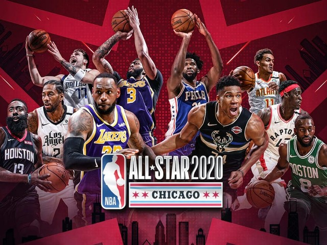 Here are the rosters for this year's NBA All-Star Game — and the notable stars who were left off the list