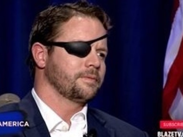 America does NOT have a gun problem, 'we have a mental health problem': Graham Allen talks gun rights with Dan Crenshaw