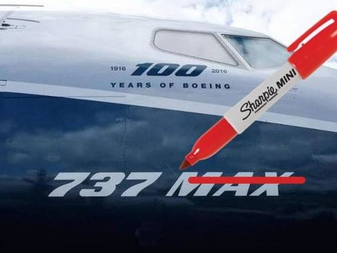 """""""The Max Brand Is Damaged"""": Key Boeing Client Joins Trump In Demanding Renaming Of 737 Max"""