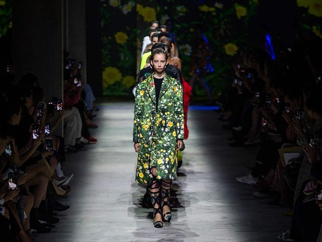 Key Catwalk Print Directions Spring Summer 2020