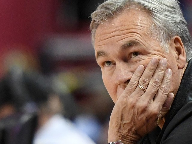 The Rockets' summer is incomplete because of Mike D'Antoni