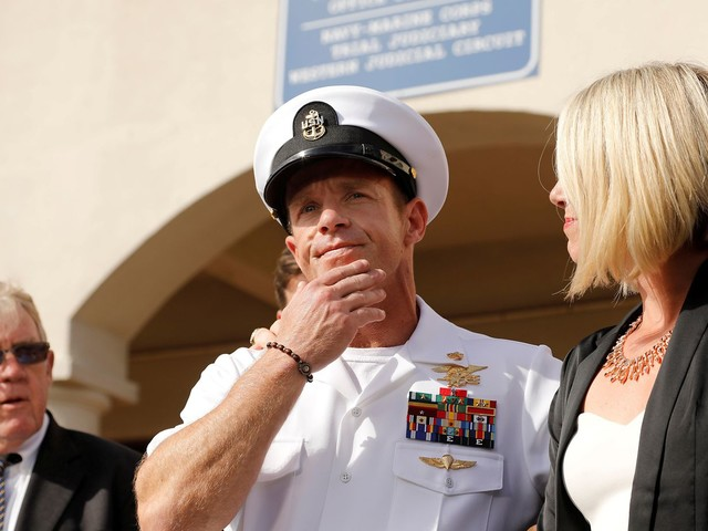 Trump: Navy will not strip sailor acquitted of murder of SEAL status