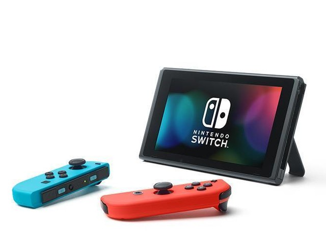 Nintendo Switch Lifetime Sales Cross PS4 In Japan