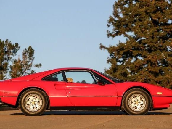 1976 Ferrari 308--GTB