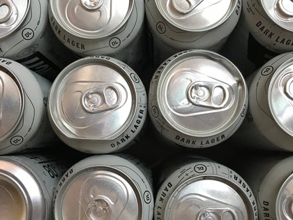 Beer and pop cans are not being recycled because car and airplane makers don't like recycled aluminum