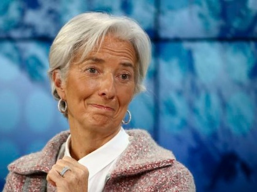 Alexandria Ocasio-Cortez's favorite economic theory derided by IMF chief Christine Lagarde as no 'panacea'