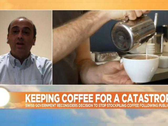 What can't you live without? Switzerland and the coffee stockpile quandary