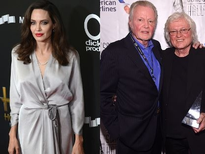 """Angelina Jolie Uncle Did NOT """"Tell All On Family Secrets After Bitter Brad Pitt Divorce"""""""