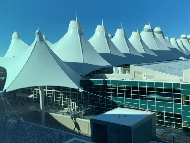 Conspiracy Theories Take Flight at Denver Airport