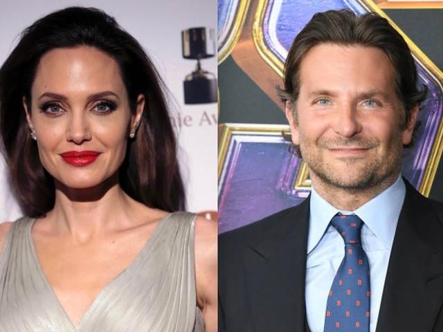 Angelina Jolie, Bradley Cooper Romance Brewing?