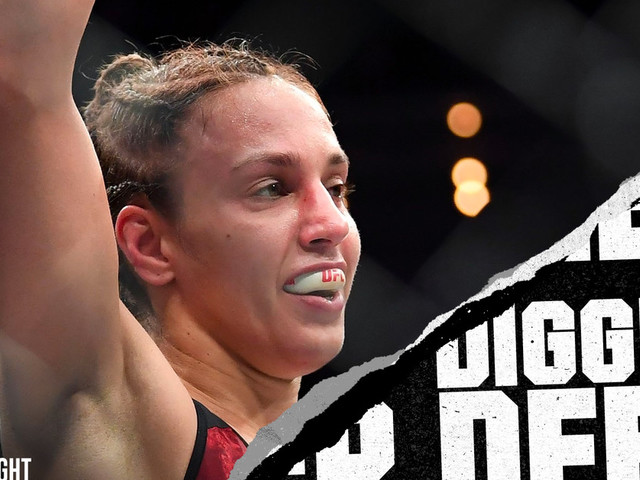 Diggin' Deep on UFC Newark - Prelims preview