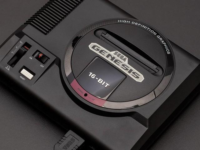 Here's where you can preorder the Sega Genesis Mini console