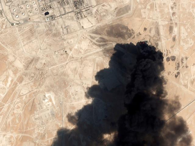 Iran denies claim that it was behind Saudi drone attacks, threatens missile strikes