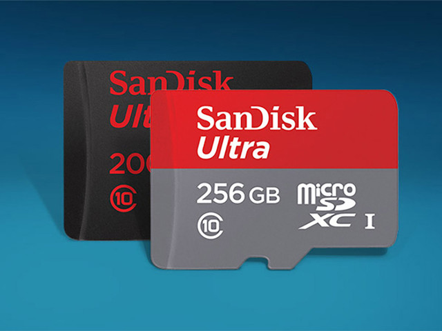 You're crazy if you pass up these Black Friday deals on SanDisk microSD cards