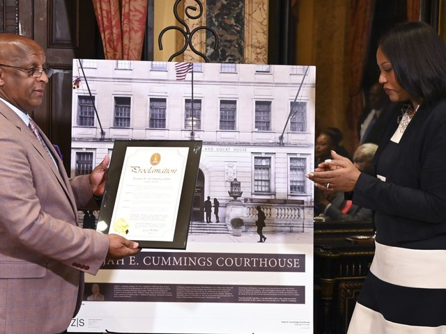 Elijah Cummings Day declared in Baltimore; courthouse to be renamed for city's longtime congressman
