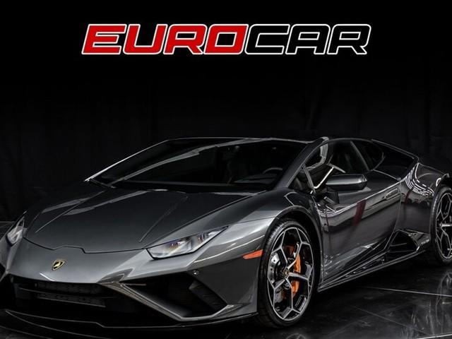 2021 Lamborghini Huracan--Evo LP 610-4