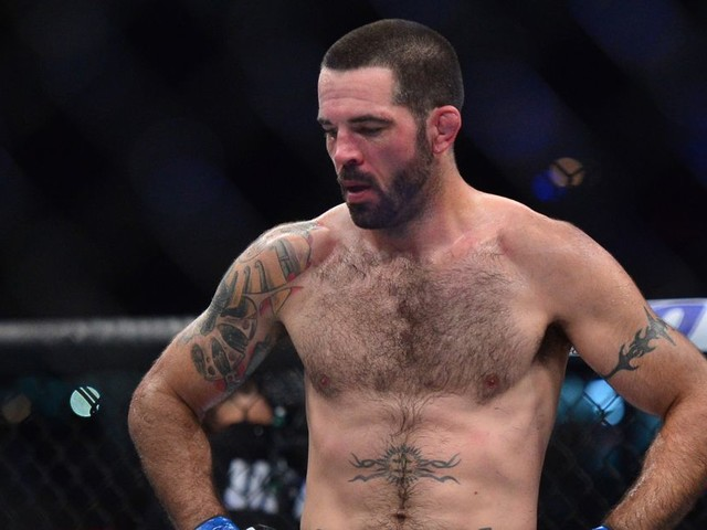 Matt Brown: 'I've had more people tell me not to retire than to retire'