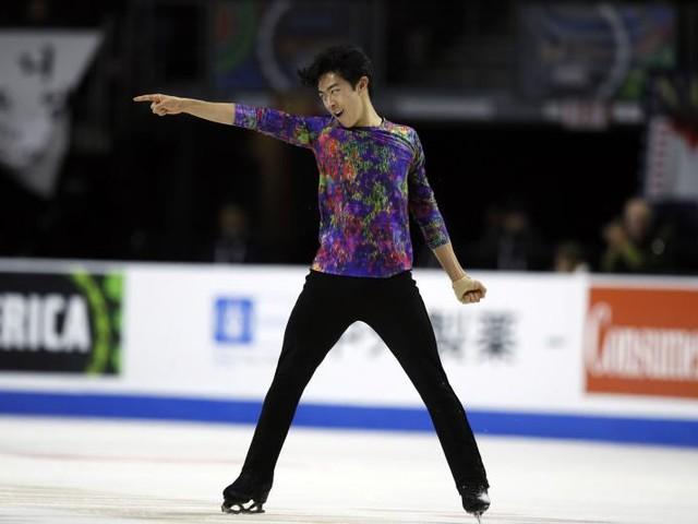 Nathan Chen, Team USA shine at Skate America