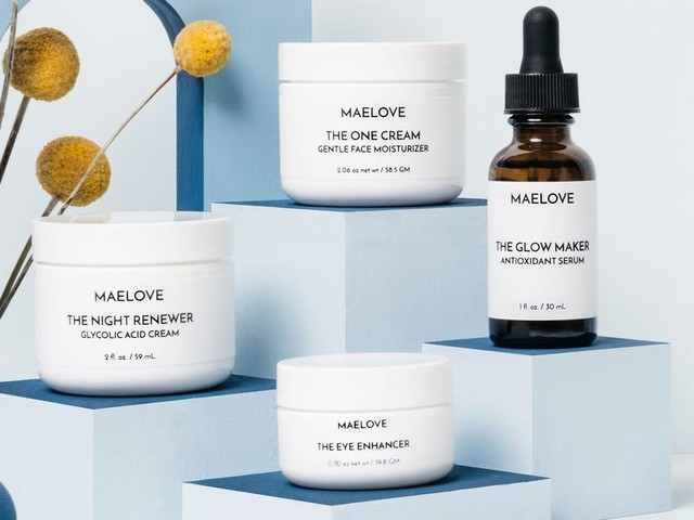Maelove was founded by MIT grads and its under-$30 skin-care products are better than any luxury brands I've tried