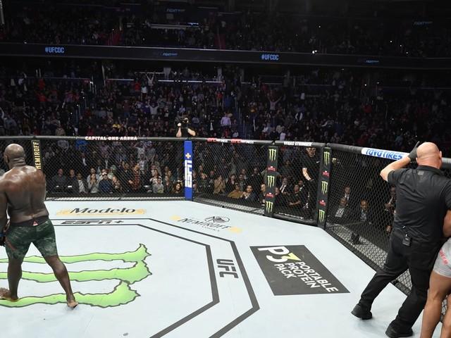 UFC DC recap: Rozenstruik provides last gasp KO of Overeem