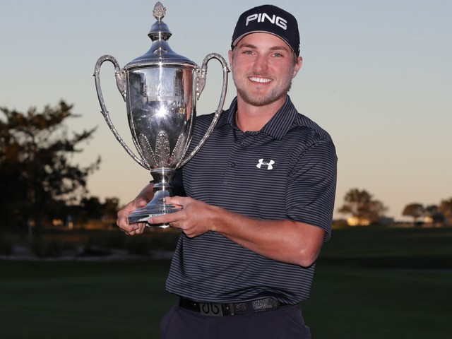 Austin Cook wins RSM Classic at Sea Island to earn trip to Masters