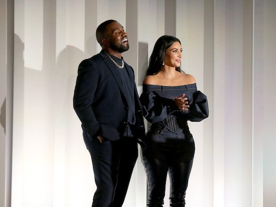 Kanye West Forcing Kim Kardashian To Quit Her Show And Preach Religion On The Road?