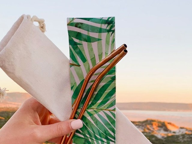 4 deals on reusable straws so you can save the planet while you sip