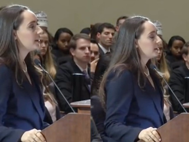 'Not y'all glamorizing this': Video of Harvard Law student fainting and still completing argument resurfaces, sparking debate