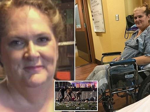 Grandmother, 57, left quadriplegic after 2017 Las Vegas mass shooting that killed 58 has died