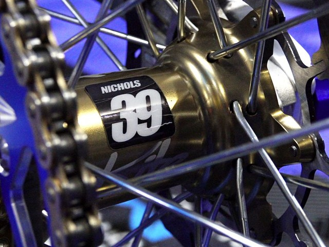Beauty Shots | Colt Nichols' Star Racing YZ250F - Close-Ups Of Nichols' Race Winning Machine
