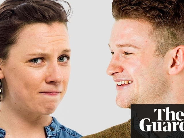 Blind date: 'We could both have been a bit weirder'