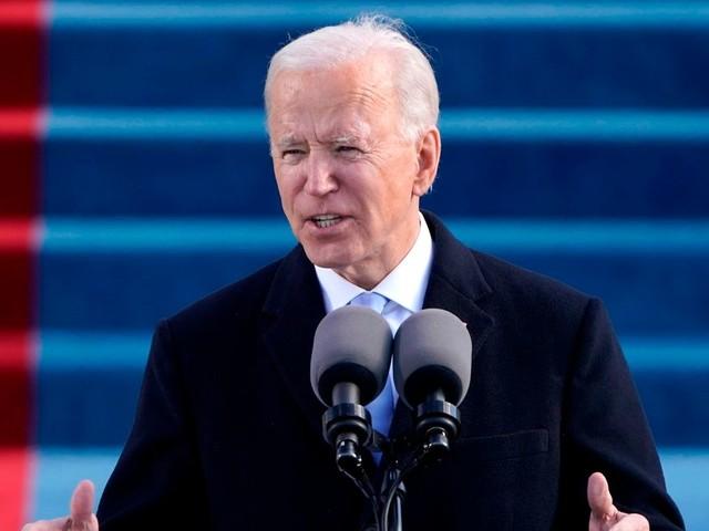Joe Biden's Unity Address