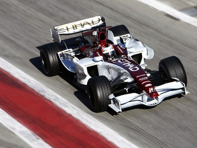 5 of the Best Testing Liveries Used by Formula 1 Teams