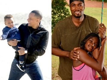 FIRST TIME FATHER FEELS: Hill Harper Becomes A Dad After Adopting Baby Boy + Serge Ibaka Gears Up For First Father's Day