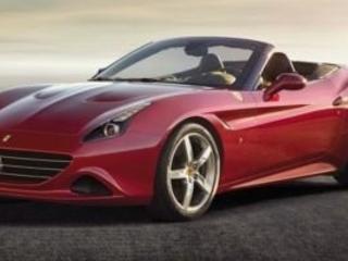 2016 Ferrari California--T 2DR CONV