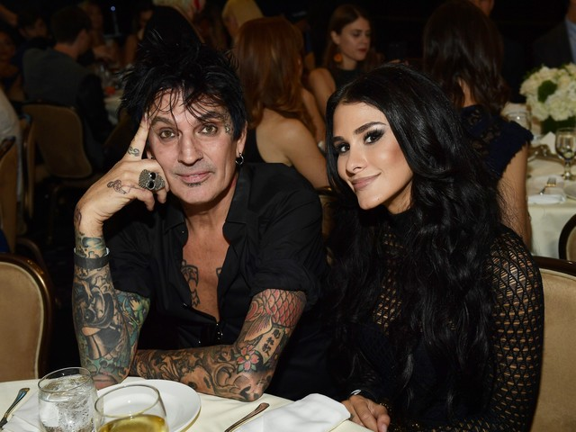 Tommy Lee celebrates Valentine's Day by marrying social media star Brittany Furlan