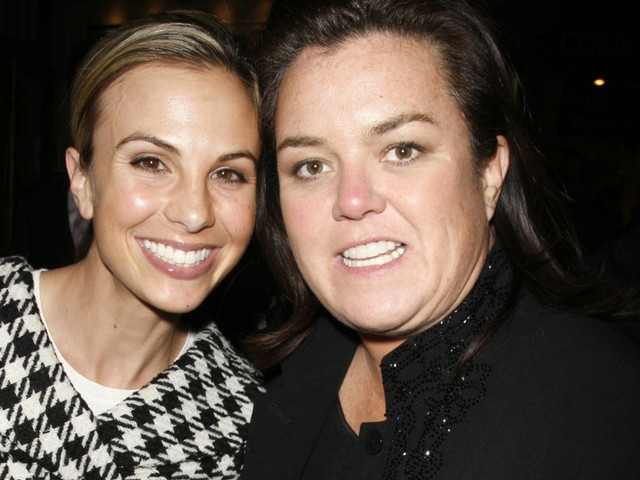 Rosie O'Donnell on Elisabeth Hasselbeck's response to crush confession: 'It's crazy'