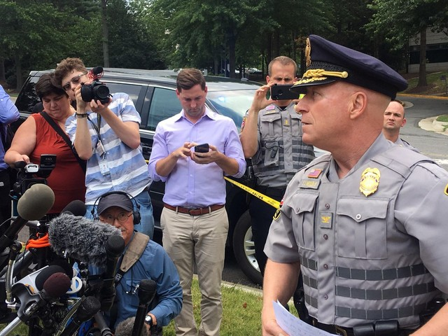 Scott Jenkins, Culpeper sheriff, questions Fairfax County officer's suspension for ICE cooperation