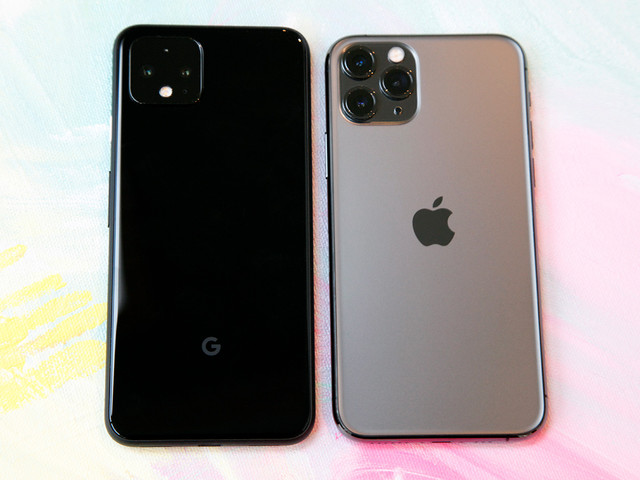 iPhone 11 Pro Max and Pixel 4 XL battle it out in camera comparison video