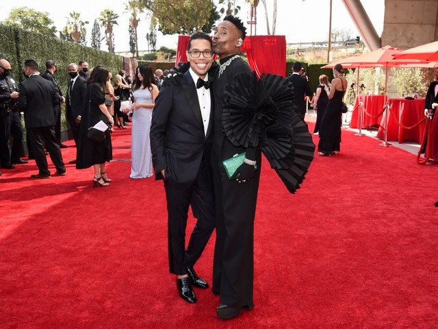 Steven Canals Celebrates 'Pose' In Emmys Acceptance Speech He Never Got To Make