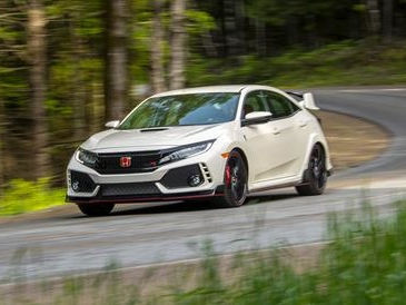 2017 Honda Civic Type R First Drive: It's Alive!
