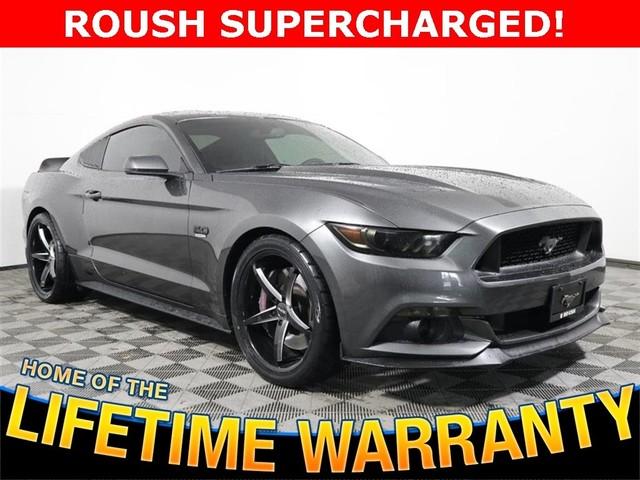 2015 Ford Mustang--GT Premium